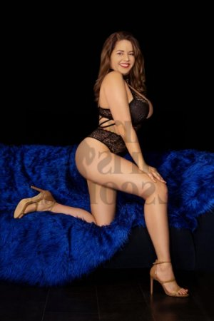 Annise escort girl in Clayton