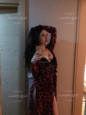 Myria escort girl in Copiague